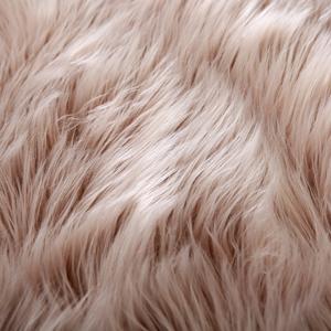 Faux Fur Sheepskin Rug Super Soft Fluffy Chair Cover