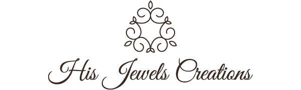 HisJewelsCreations fashion crystal jewelry