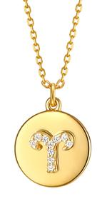 12 Constellation Necklace
