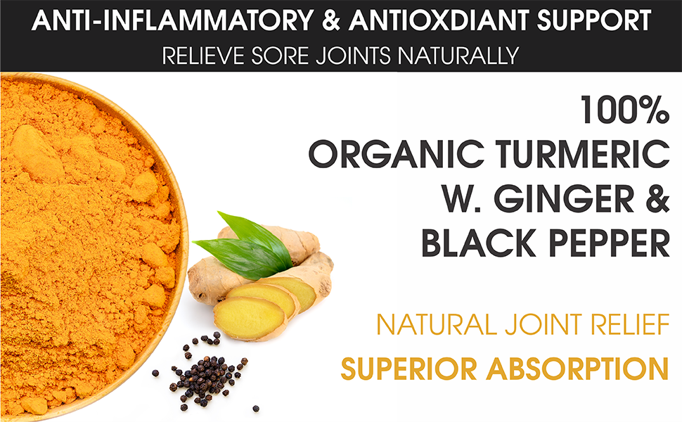 turmeric ginger with black pepper