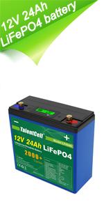 12v 24ah battery