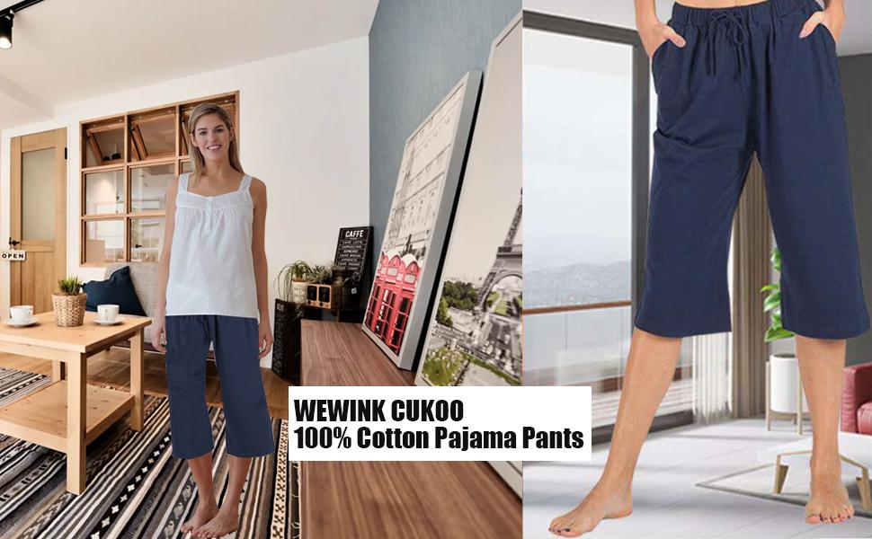 pajamas pants for women
