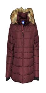 snow country outerwear womens ladies curvy 1x 2x 3x 4x 5x 6x plus size fur luna