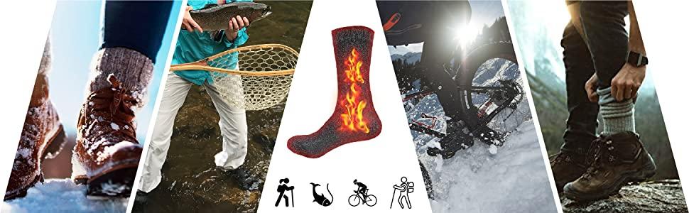 winter socks for women