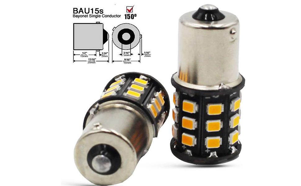 BAU15S LEDS
