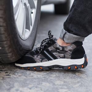 steel toes shoes men