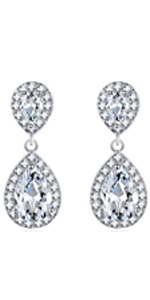 wedding earring