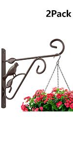 hanging plant brackets