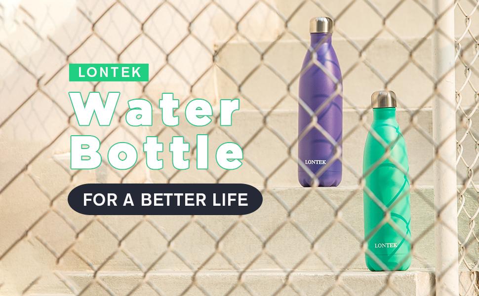 LONTEK-WATER BOTTLE
