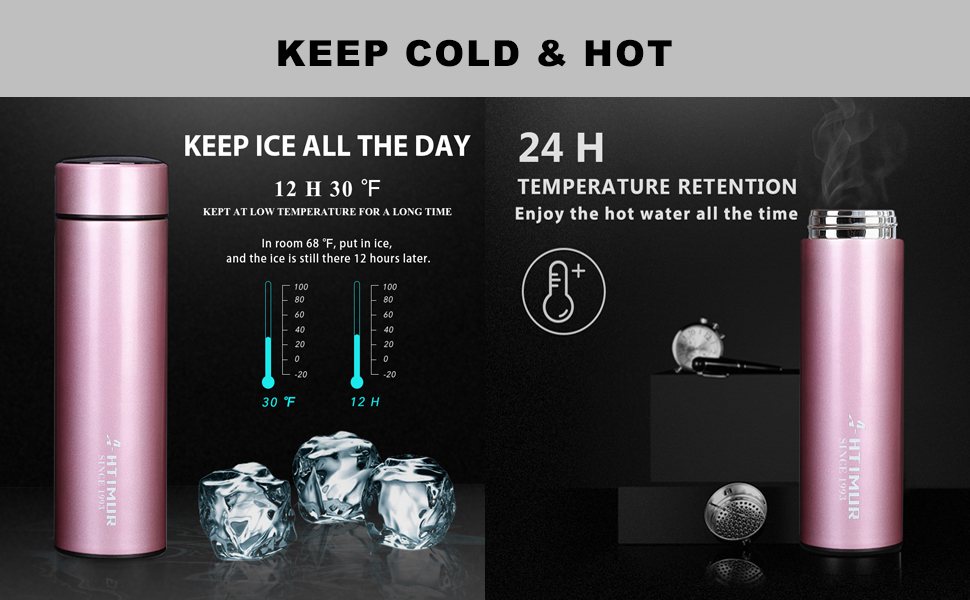 keep hot / cold water bottle