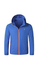 outdoor rain jacket