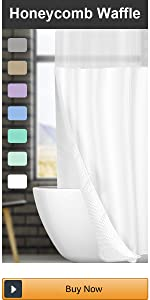 shower curtain with liner
