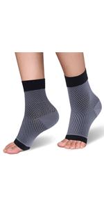 Ankle support socks