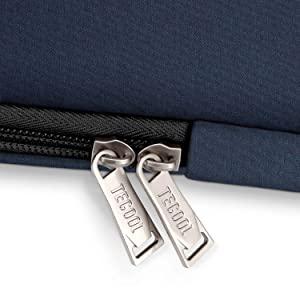 Durable Metal Zippers