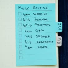 sticky notes, post it notes, to do lists