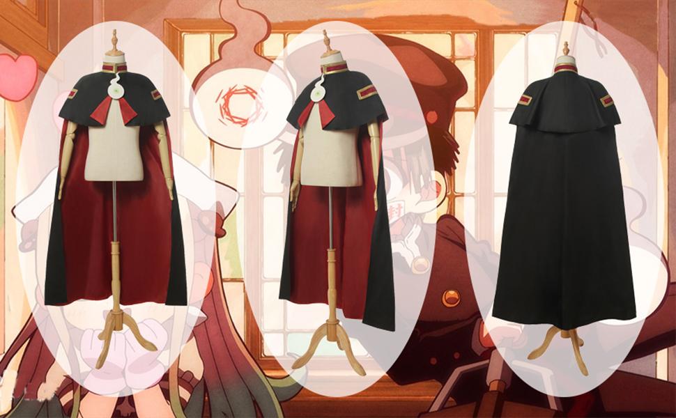 Hanako kun cloak