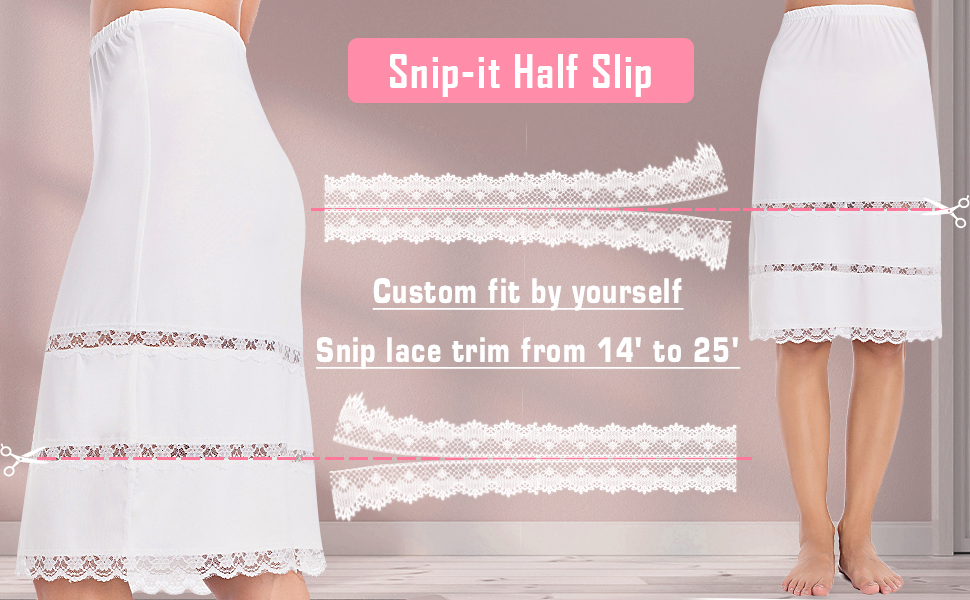 half slip