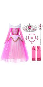 Princess Costume Dress