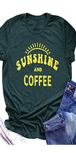 Sunshine and Coffee Shirt