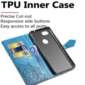 google pixel 3a flip case wallet