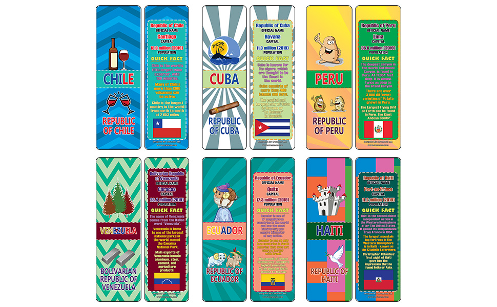 facts bookmarks