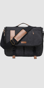 15 inch laptop messenger bag
