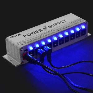 guitar power supply
