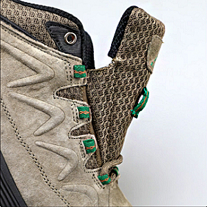 Integral Closed Shoes Tongue
