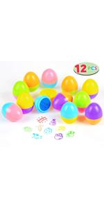 12 PCs Easter Egg Stampers