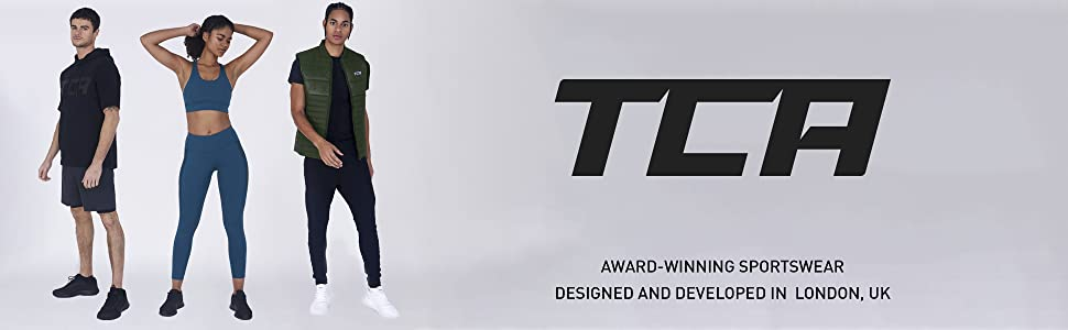 Men´s TCA Long Sleeve Top