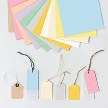 67lb vellum bristol cardstock paper