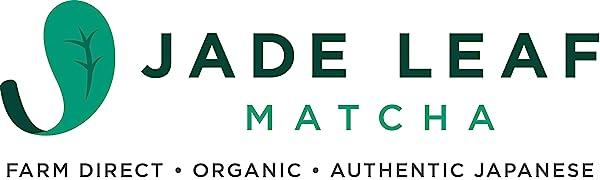 jade leaf matcha, logo, leaf, matcha