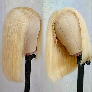 top of bob wig