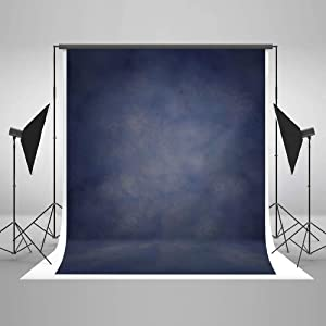 navy blue backdrop