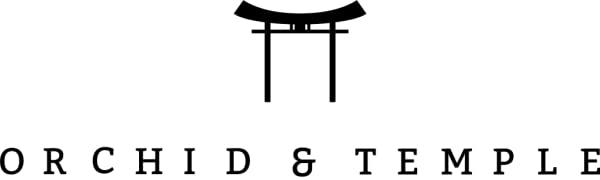 ot, logo, orchid and temple
