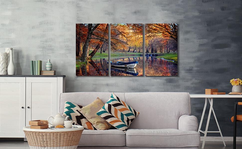 landscape canvas wall picture prints
