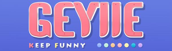 Geyiie toys
