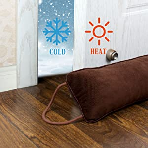 BLOCK OFF COLD AIR
