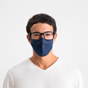 navy glasses wearers face masks mask disposable 95 individually wrapped washable breathable facemask