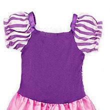 little girls dresses ruffle HG018-6