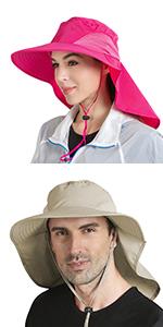 summer hunting hats