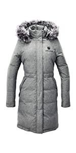Loyola Women's Heated Jacket