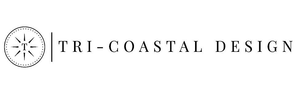 Tri-Coastal Design Logo Banner