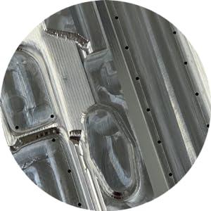 Precision Engineered Aluminum Molds