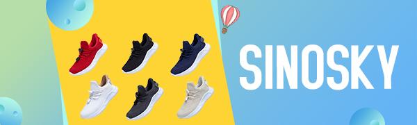 SINYSKY Boys Sneakers