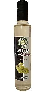M.G. PAPPAS Aged Balsamic Vinegar of Modena Italian Aceto Balsamico Premium Sweet Gourmet