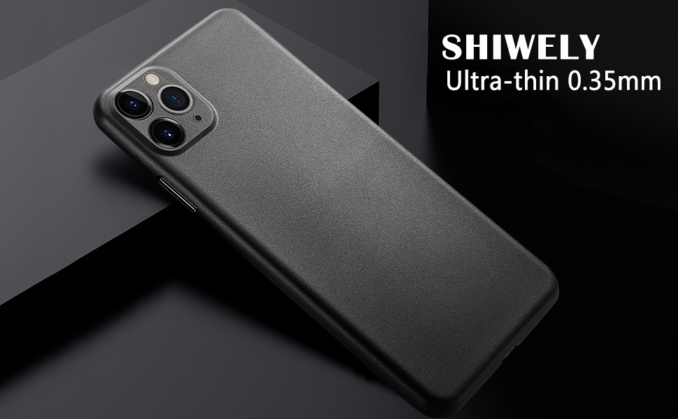 Ultra-thin PP iPhone 11pro max Case