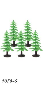 Pine Model Tress 5-count
