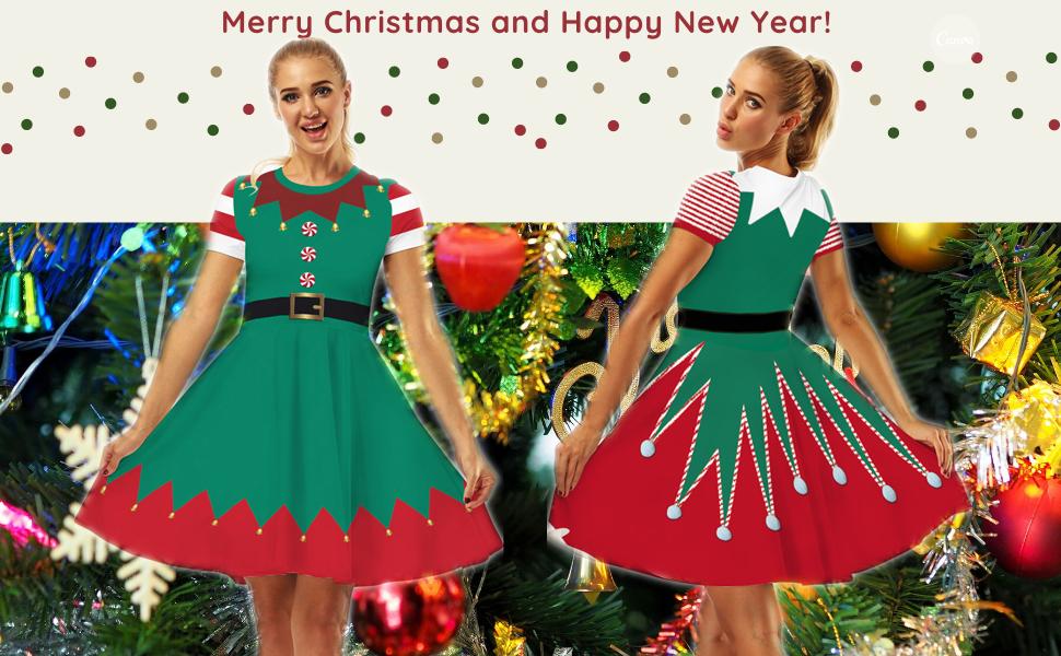 Ugly Christmas Dress