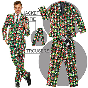 Christmas Party Suit
